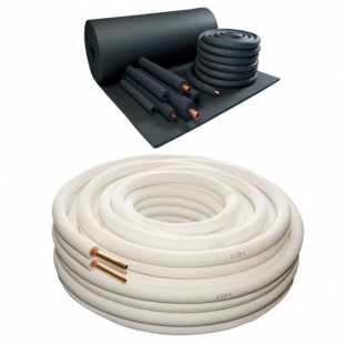 AC insulation pipe