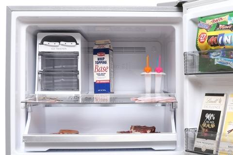 Tủ lạnh Panasonic Inverter 405 lít NR-BD468VSVN