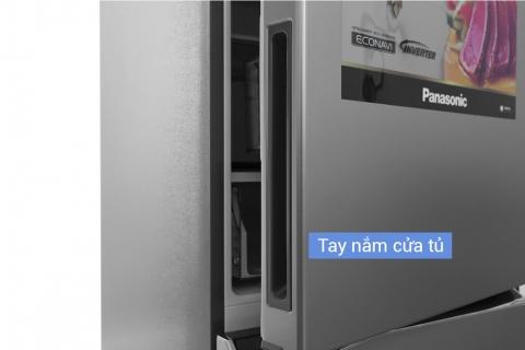 Tủ lạnh Panasonic 290 lít NR-BV329XSVN