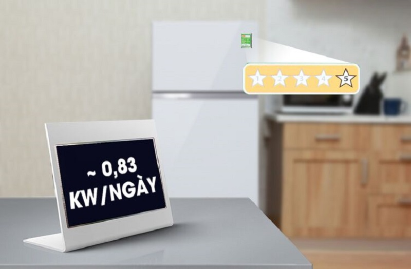 Tủ lạnh Toshiba GR-TG41VPDZ (ZW1) được bố trí công nghệ Inverter