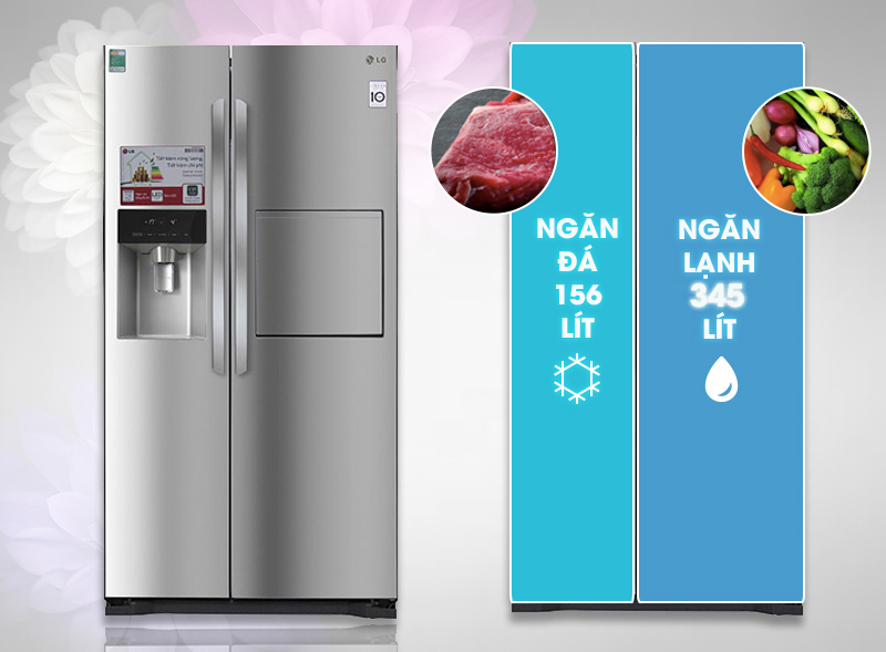 Tủ lạnh LG GR-P227GS