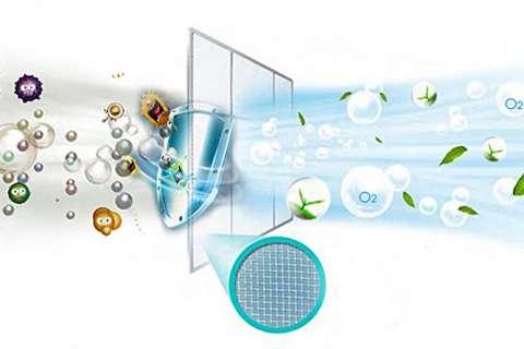 Công nghệ kháng khuẩn khử mùi trên máy lạnh Electrolux cho cuộc sống khỏe mạnh hơn