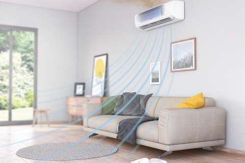 Công nghệ lọc sạch không khí từ máy lạnh Hitachi tận hưởng bầu không khí trong lành tại nhà