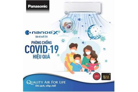 Hiệu quả diệt virus covid-19 với công nghệ NanoeTM X