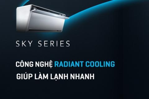 Máy lạnh Panasonic 2017