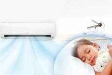 Tính năng đuổi muỗi bằng máy lạnh bạn có biết?