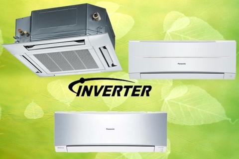 Top máy lạnh inverter tiết kiệm điện bán chạy nhất đầu năm 2017