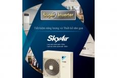 Thực nghiệm khả năng tiết kiệm điện của máy lạnh Daikin Inverter cho kinh doanh