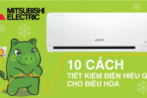 10 cách tiết kiệm điện hiệu quả nhất