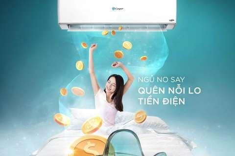 7 bí quyết cực hiệu quả sử dụng máy lạnh Casper tiết kiệm vào mùa nóng