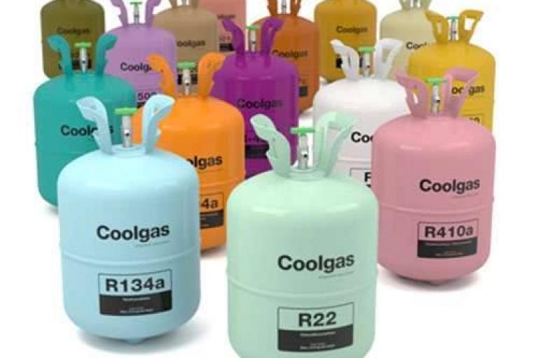 Các loại gas cho máy lạnh