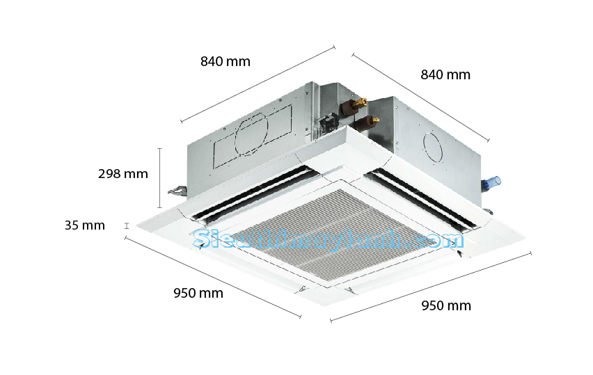 kich-thuoc-may-lanh-am-tran-mitsubishi-electric-ply-p42balcm-5-5hp-inverter