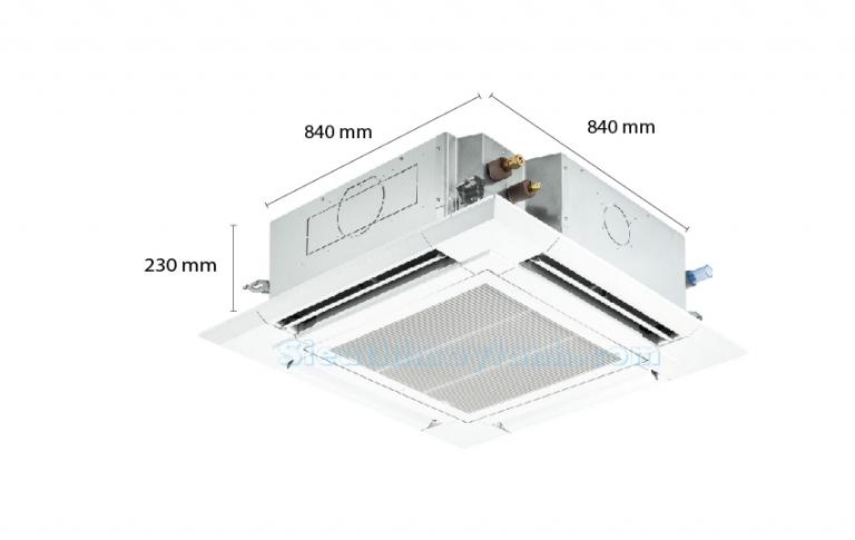 Máy lạnh âm trần Funiki CC24 (2.5Hp)