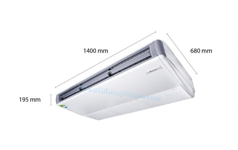 Máy lạnh áp trần Daikin FHNQ24MV1 (3.0Hp)