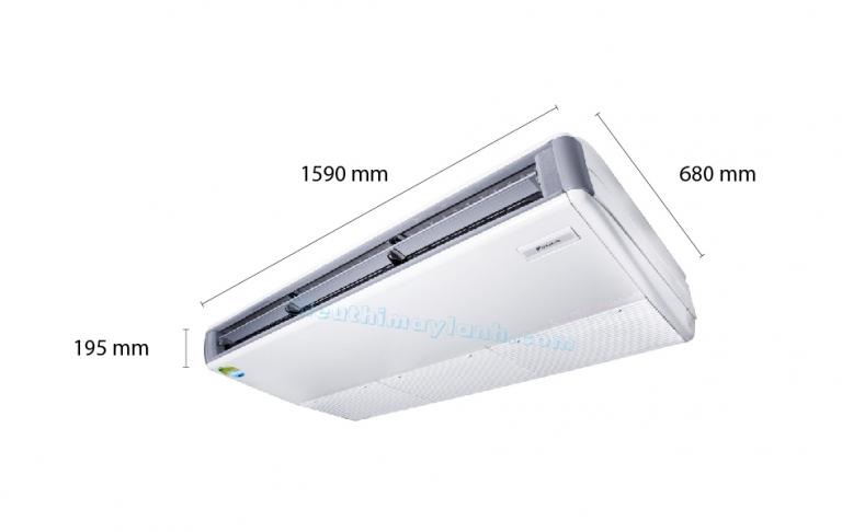 Máy lạnh áp trần Daikin FHNQ36MV1 (4.0Hp)