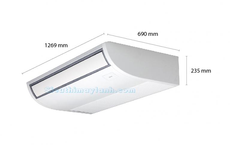 Máy lạnh áp trần Toshiba RAV-SE801CP (3.0Hp) inverter