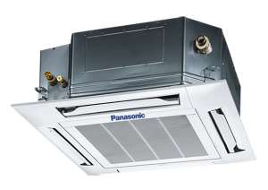 Panasonic Ceiling Cassette AC Inverter CS-T34KB4H52 (4.0Hp)