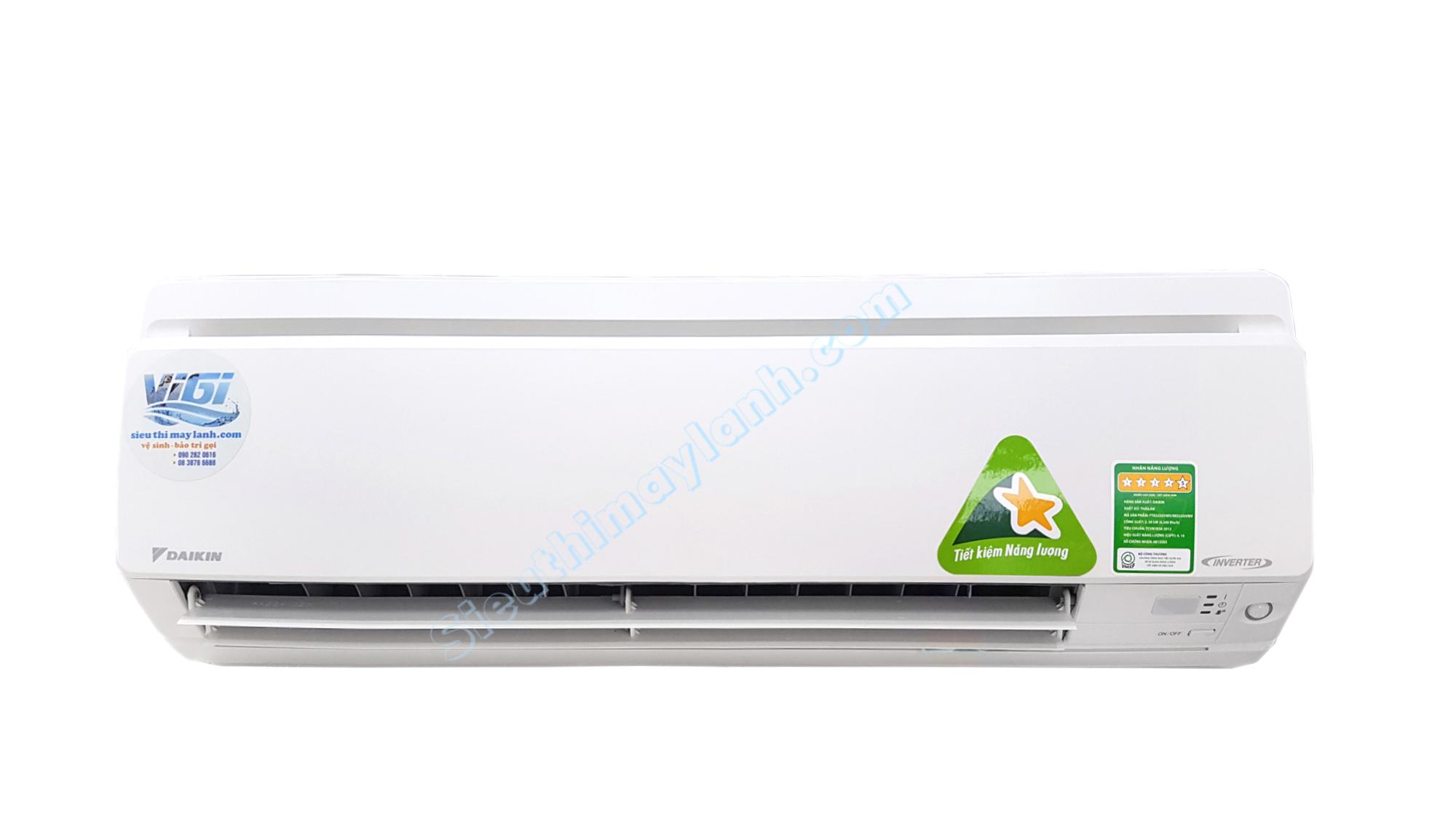 Máy lạnh Daikin FTKS50GVMV (2.0Hp) Inverter