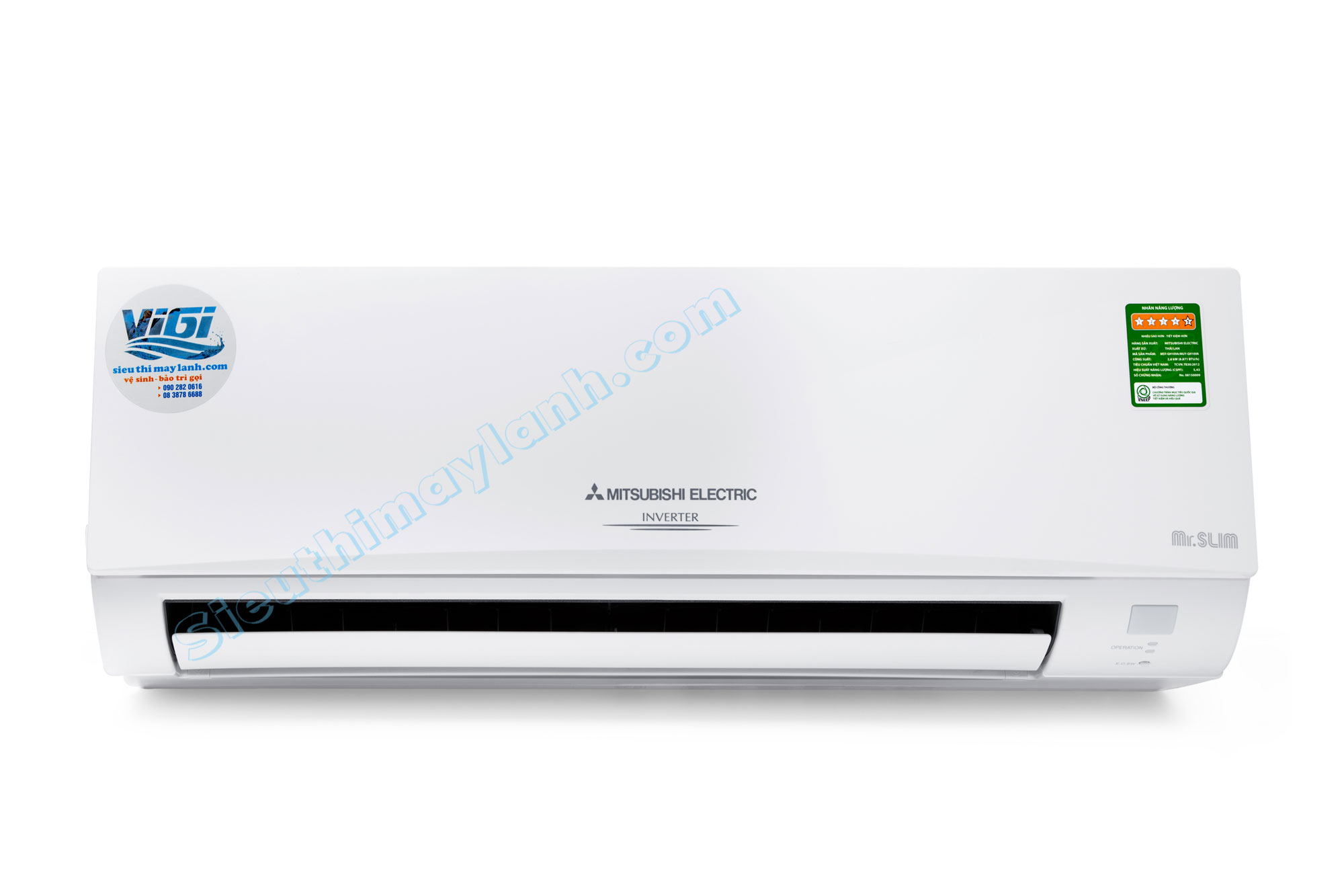 Mitsubishi Electric Air Conditioner inverter GH18VA (2.0Hp)