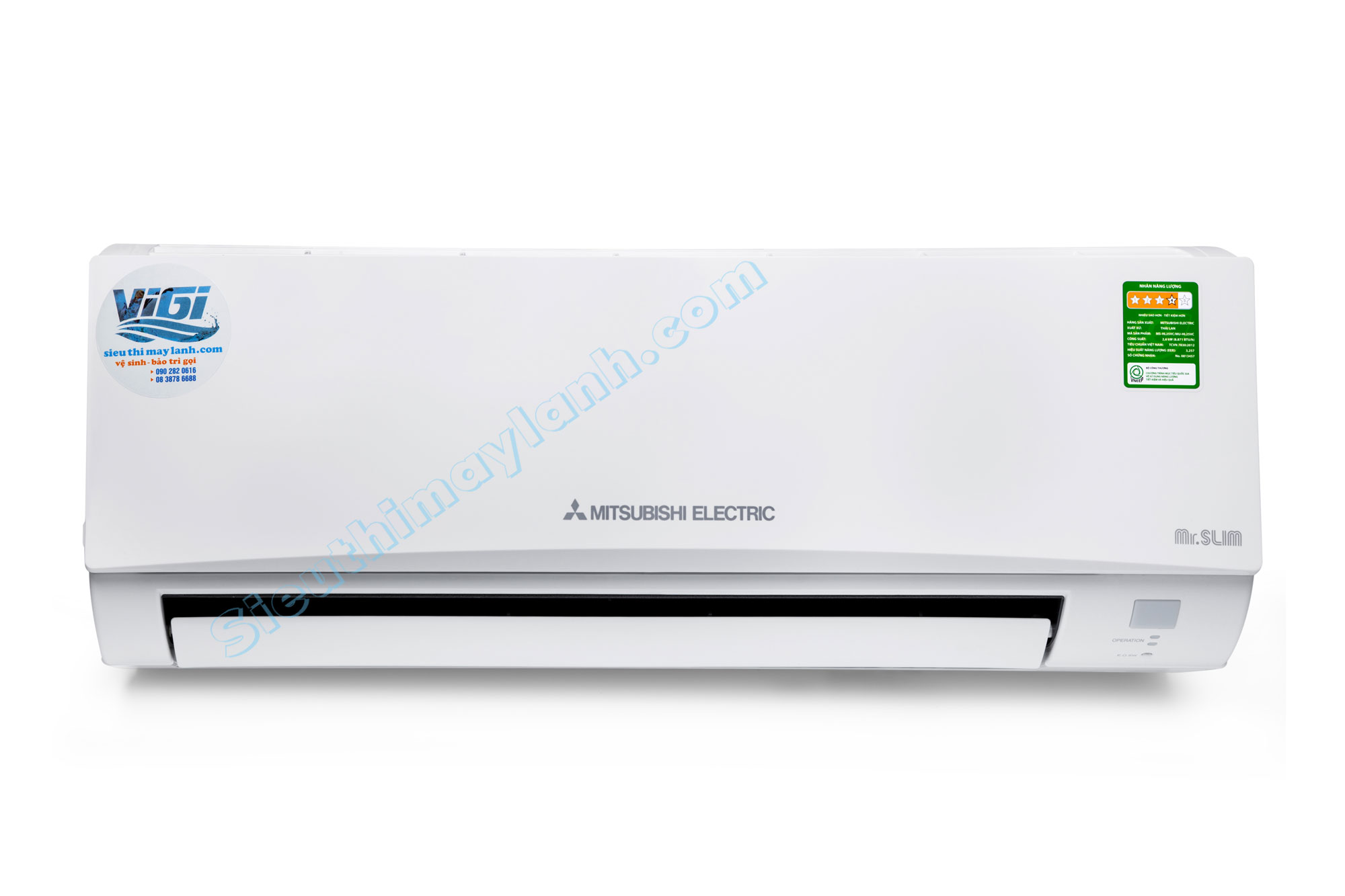 Mitsubishi Electric Air Conditioner HM60VA (2.5Hp)