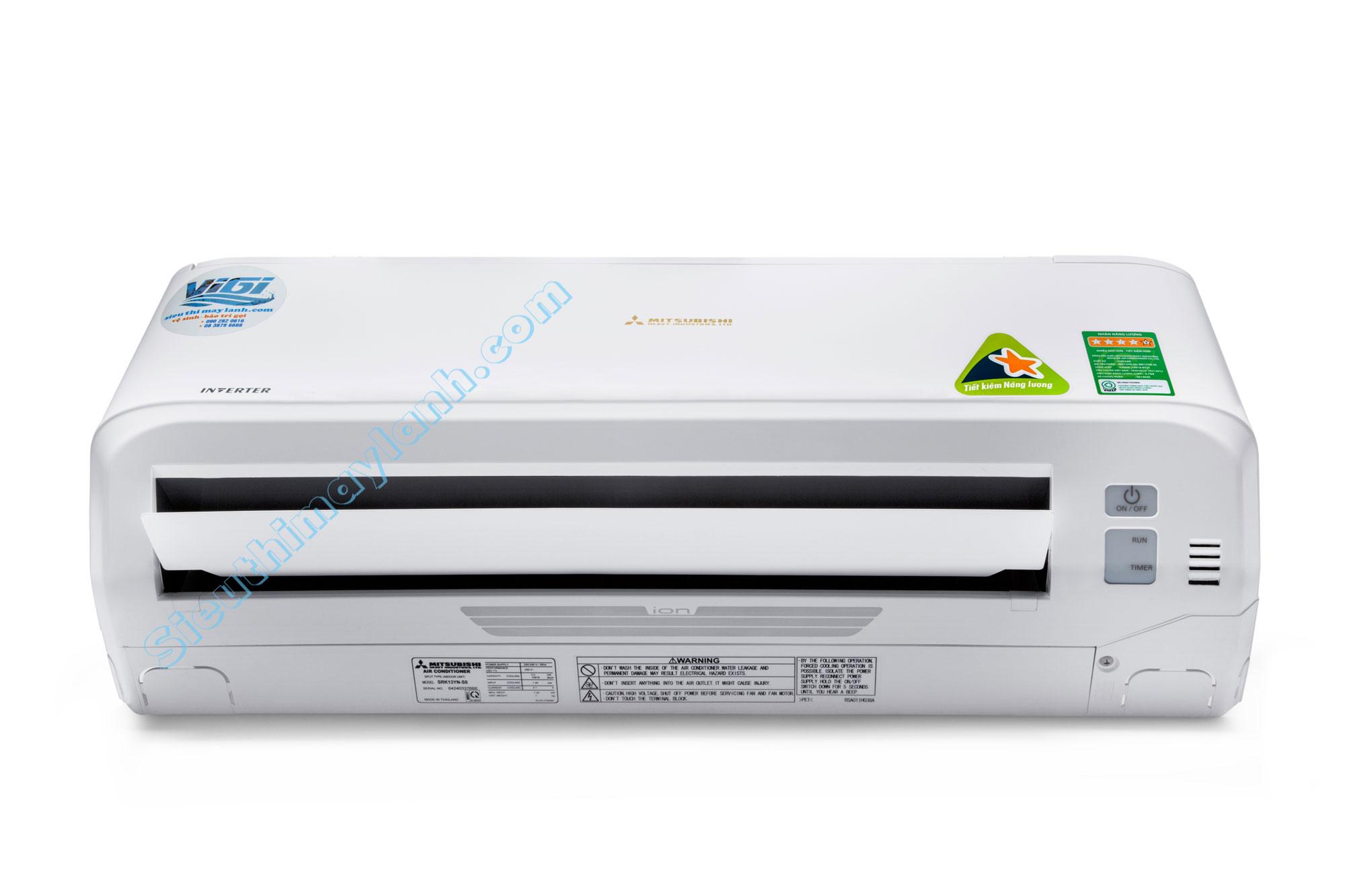 Mitsubishi Heavy Air Conditioner Inverter SRK10YN-S5 (1.0Hp)