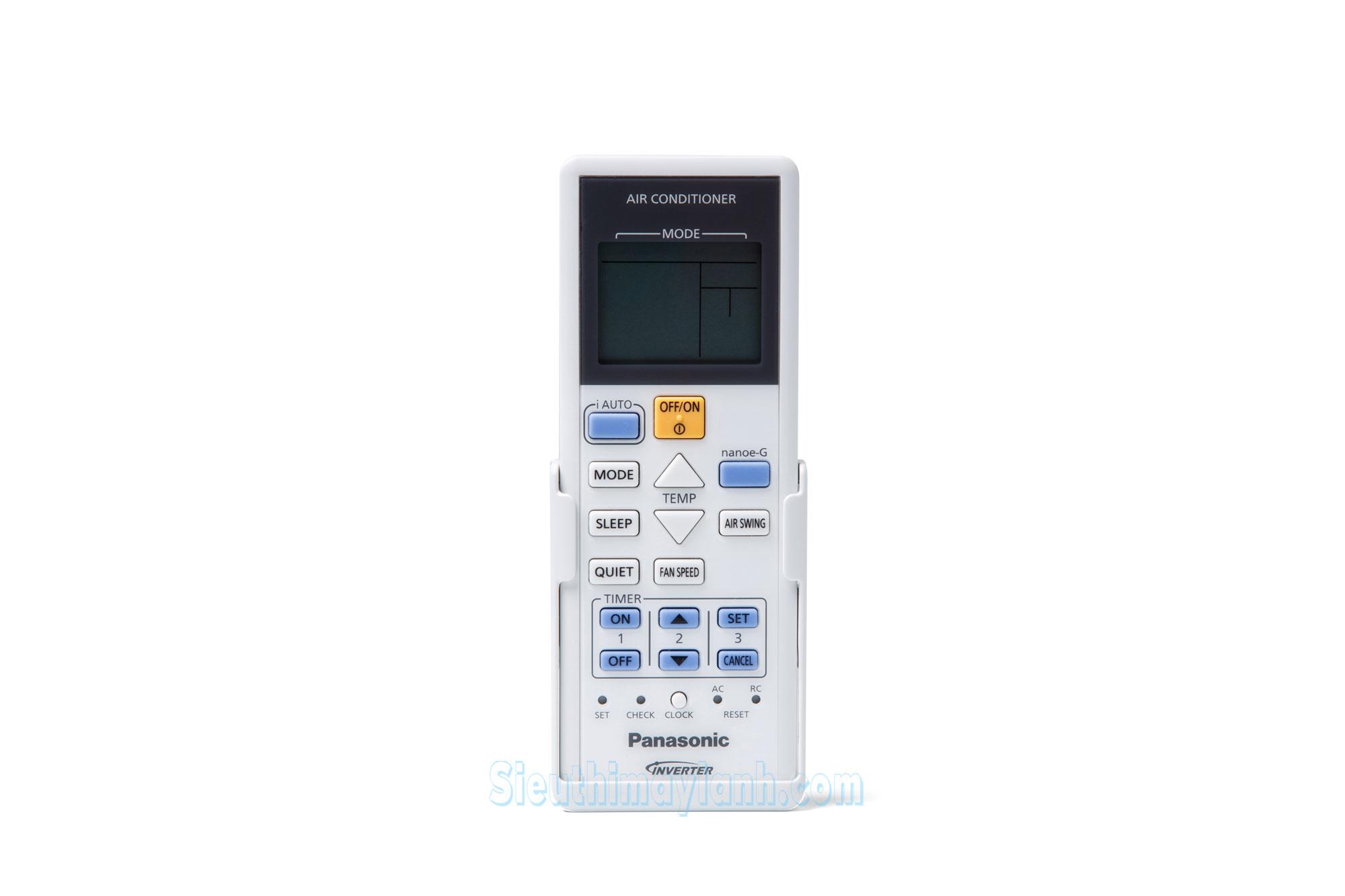 Panasonic Air Conditioner inverter PU24TKH-8 (2 5Hp)
