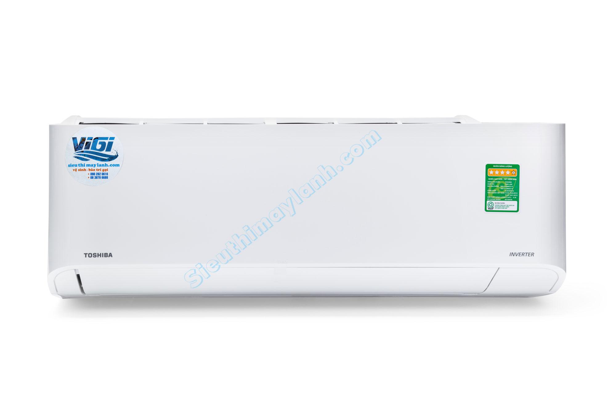 Toshiba Air Conditioner inverter RAS-H18PKCVG-V (2.0Hp)