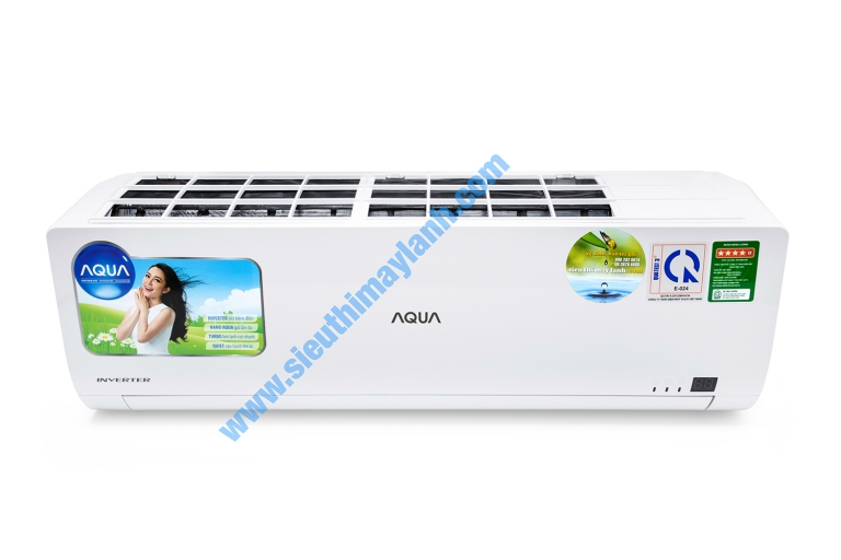Máy lạnh Aqua AQA-KCRV12WJ (1.5Hp) inverter