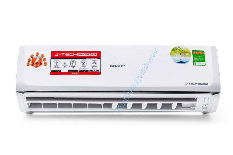 Sharp Air Conditioner inverter AH-X12STW (1.5Hp)