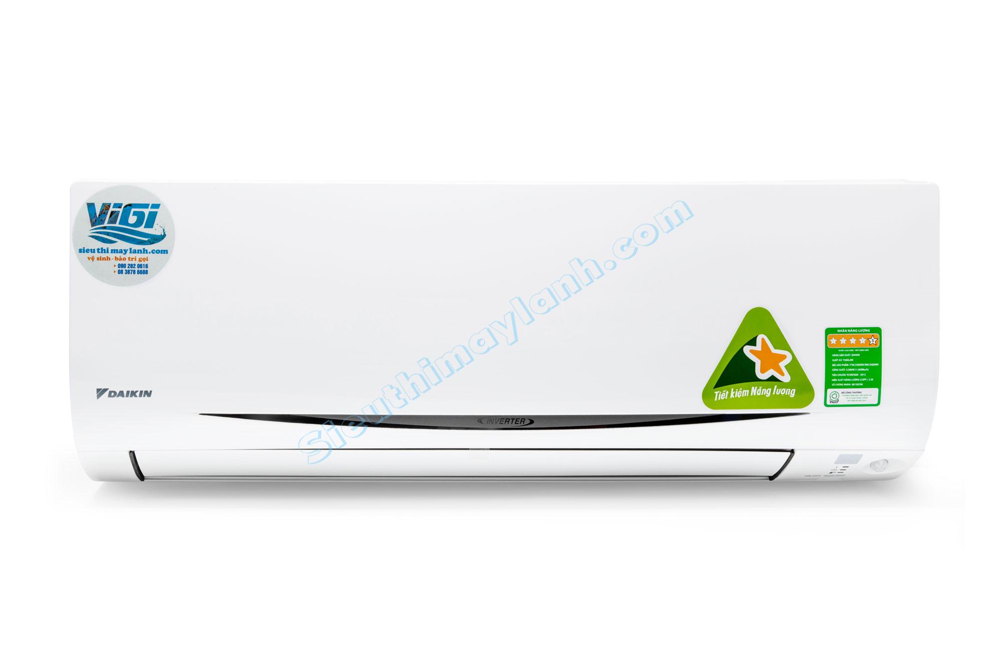 Dàn lạnh treo tường Daikin Multi S CTKC50SVMV (2.0Hp) Inverter