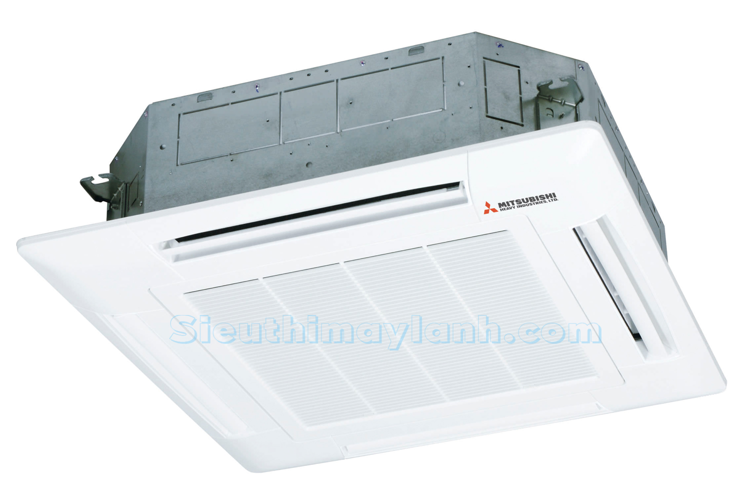 Mitsubishi Heavy Ceiling Cassette FDT125CR-S5 (5.0Hp) 3 Phase