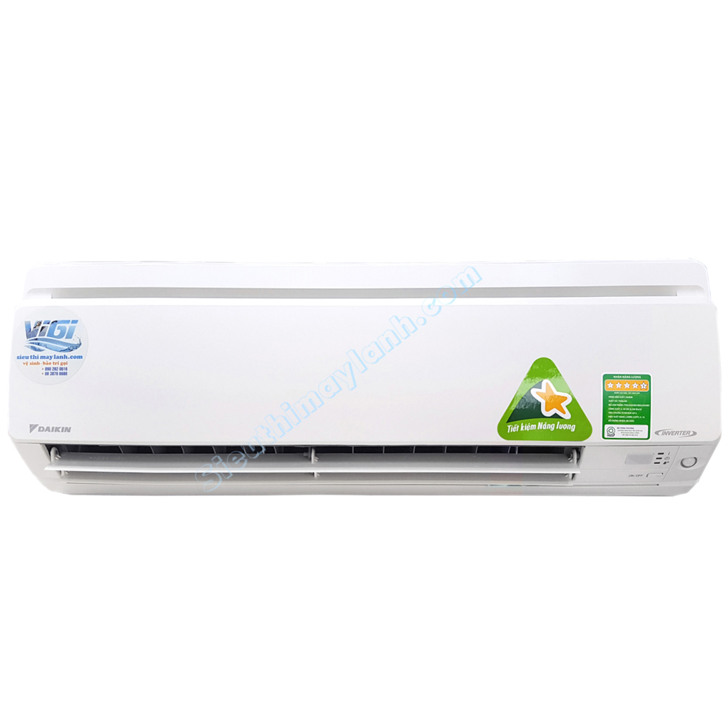 Daikin Air Conditioner FTKS71GVMV (3.0Hp) Inverter