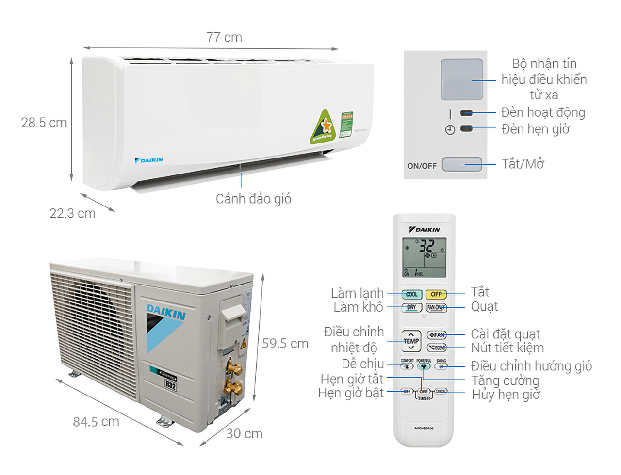 may-lanh-daikin-ftkq50svml-2-0-hp-inverter