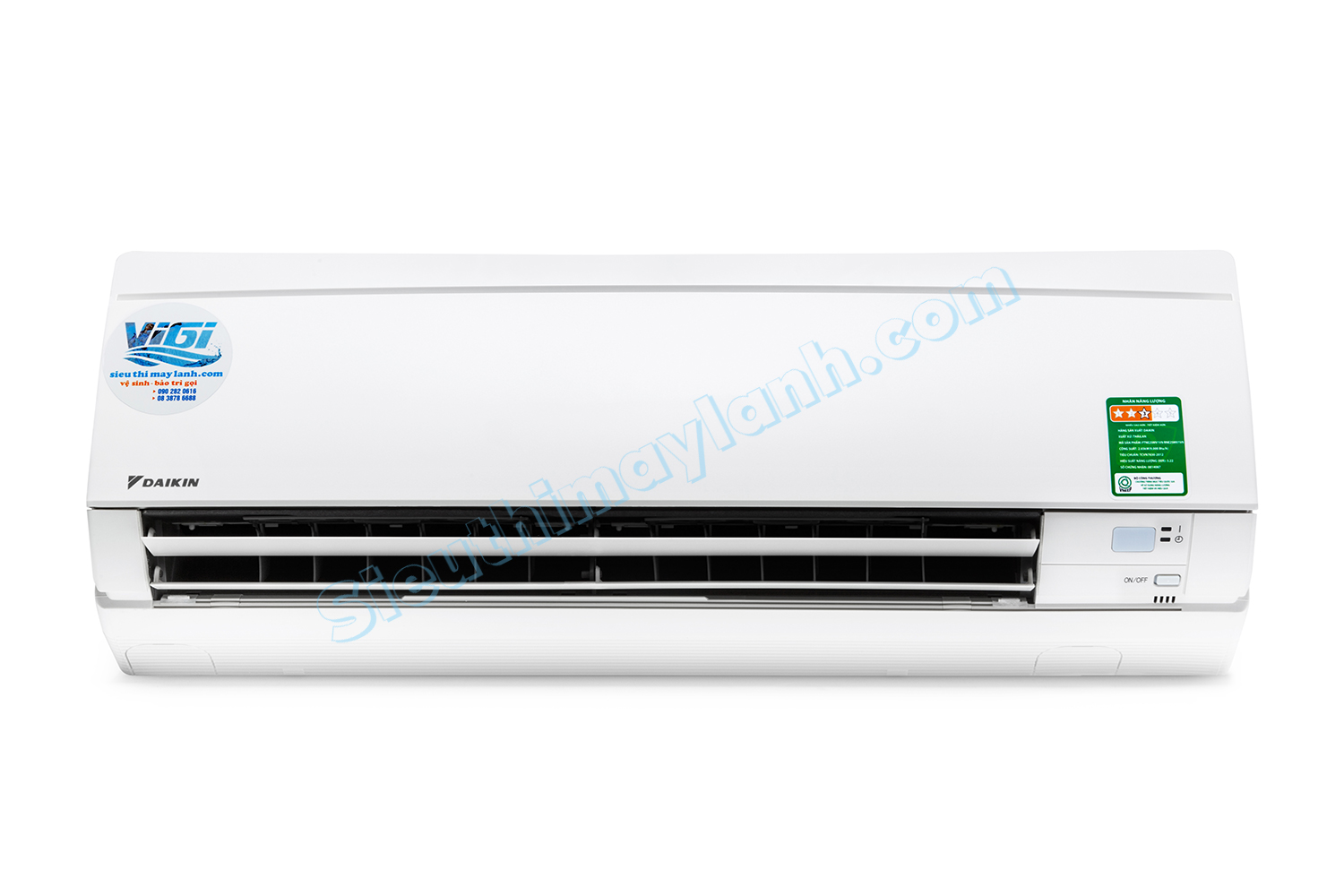 Indoor Unit Wall-Mounted AC Multi Daikin Inverter FTKS25DVM (1 0Hp)