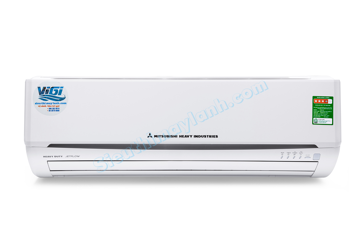 Indoor Unit Wall Mounted AC Multi Mitsubishi Heavy SRK25ZM S (1.0Hp)  Inverter