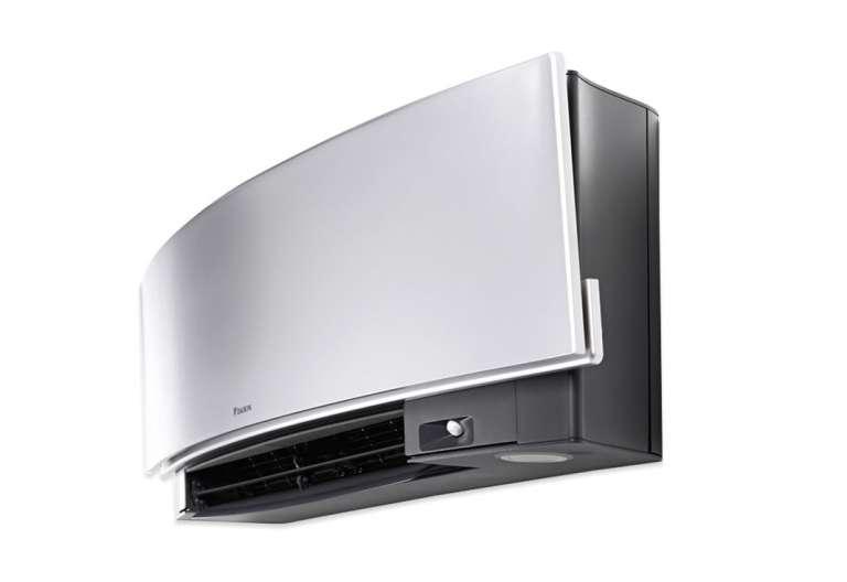 Điều hòa 02 chiều lạnh sưởi Daikin Emura FTXJ inverter (nhập khẩu Tiệp Khắc) FTXJ25NVMVW 1.0Hp