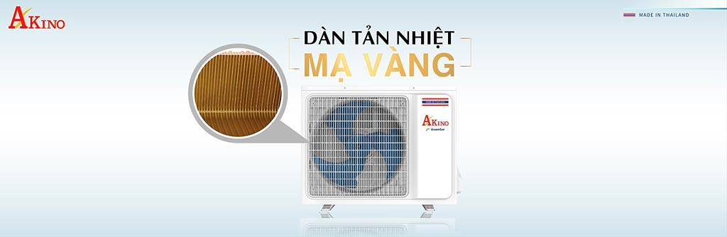 dan-tan-nhiet-ma-vang-may-lanh-akino-akn-9inv1fa-1-0-hp-inverter