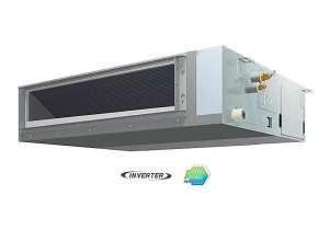 Máy lạnh giấu trần nối ống gió Daikin FBFC125DVM - RZFC125DY1 + BRC2E61 (5.0Hp) inverter - 3 pha