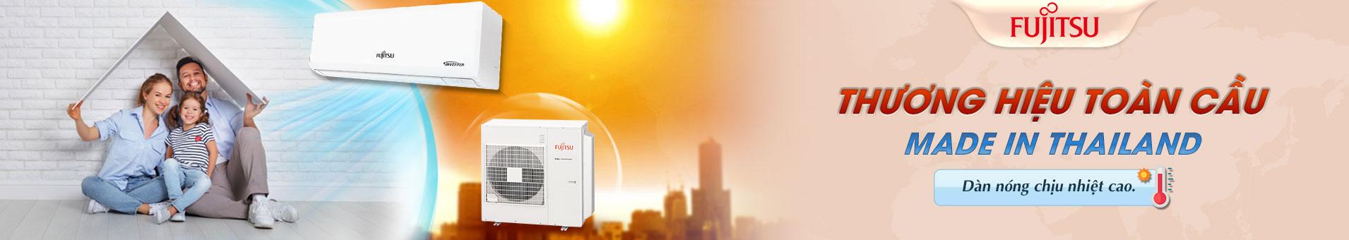 Máy lạnh Fujitsu