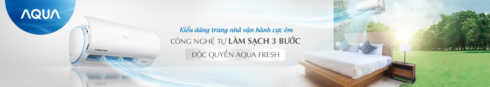 Máy lạnh Sanyo Aqua - Điều hòa Sanyo Aqua