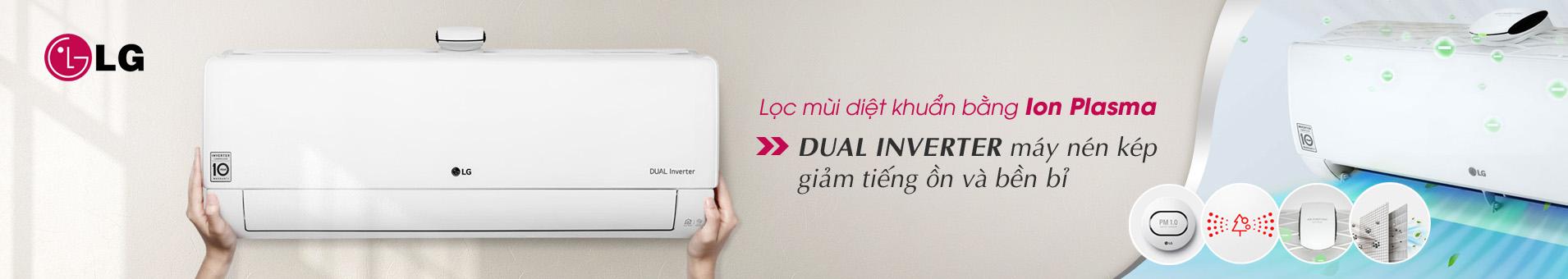Máy lạnh LG - Điều hòa LG
