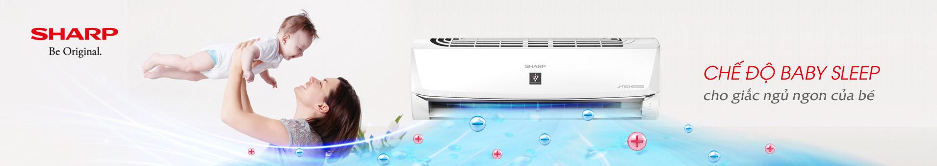 Máy lạnh Sharp - Điều hòa Sharp