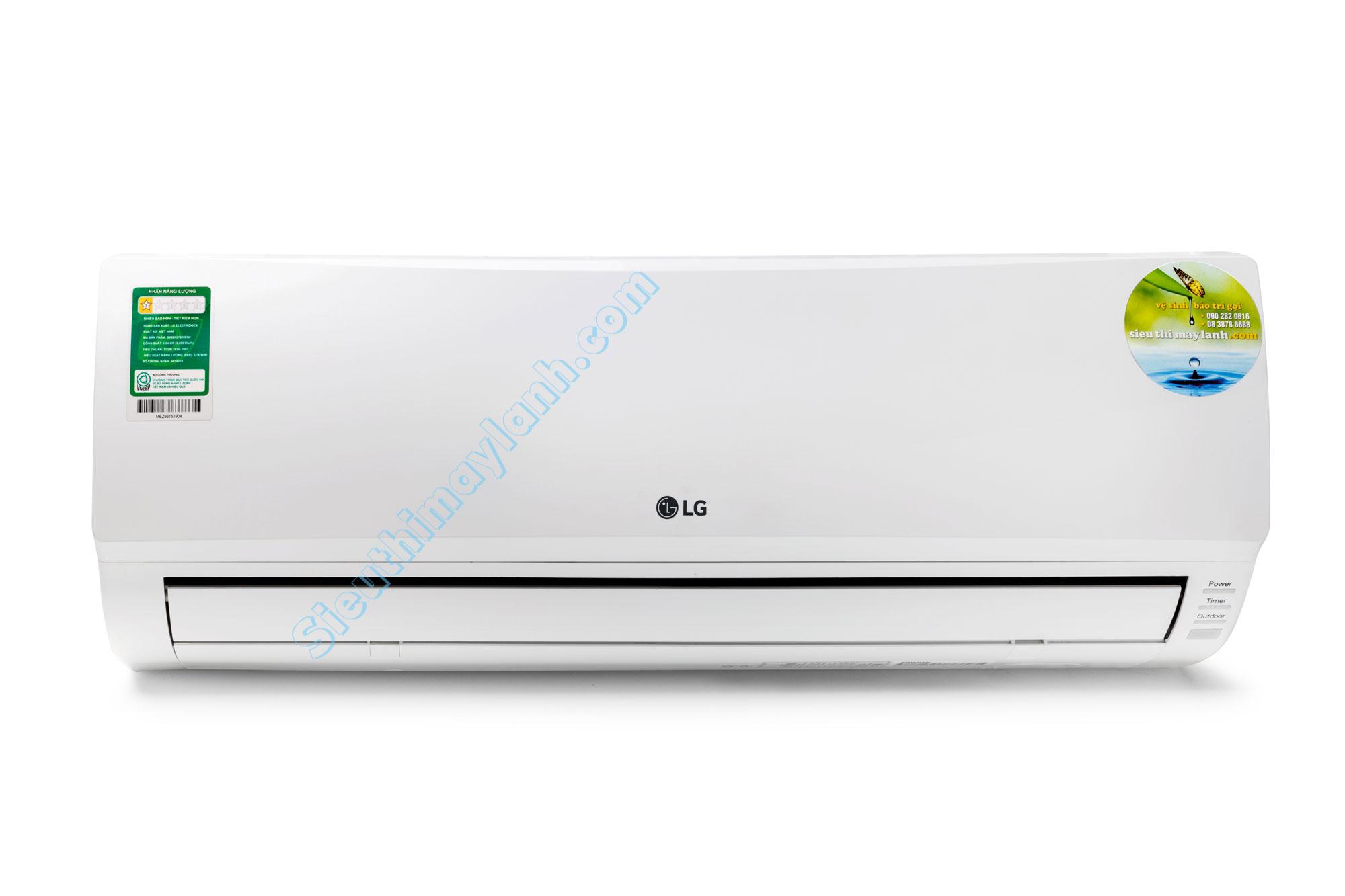 Máy lạnh LG S18EN (2.0Hp)