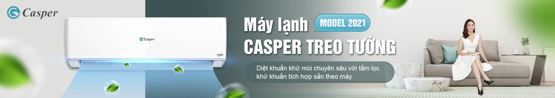 Máy lạnh Casper - Điều hòa Casper