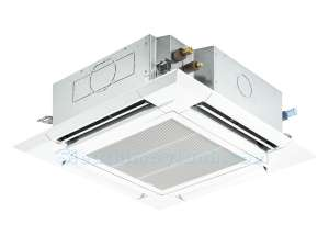 Reetech Ceiling Cassette RGT36/RC36 (1 pha-3 pha) (4.0Hp)
