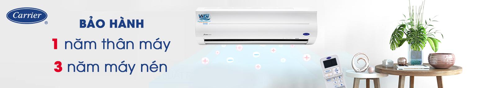 Máy lạnh Carrier - Điều hòa Carrier