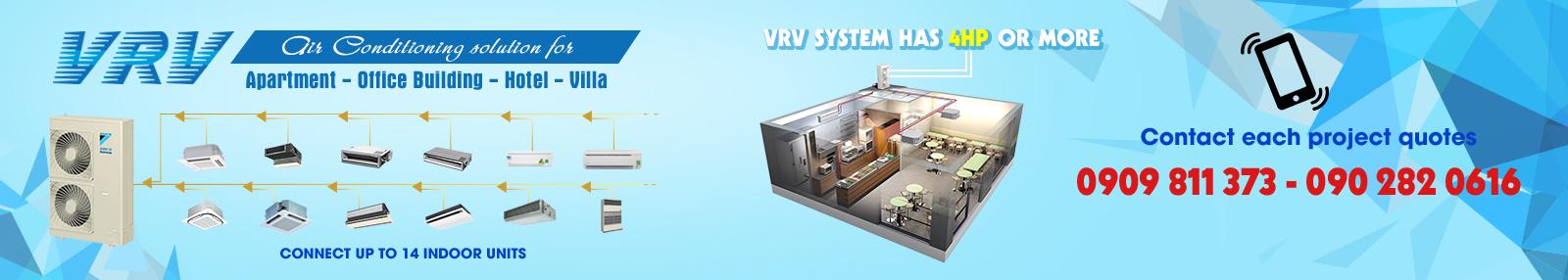 Hệ thống VRV