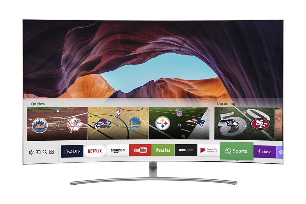 Smart Tivi Cong QLED Samsung QA65Q8C 65 inch