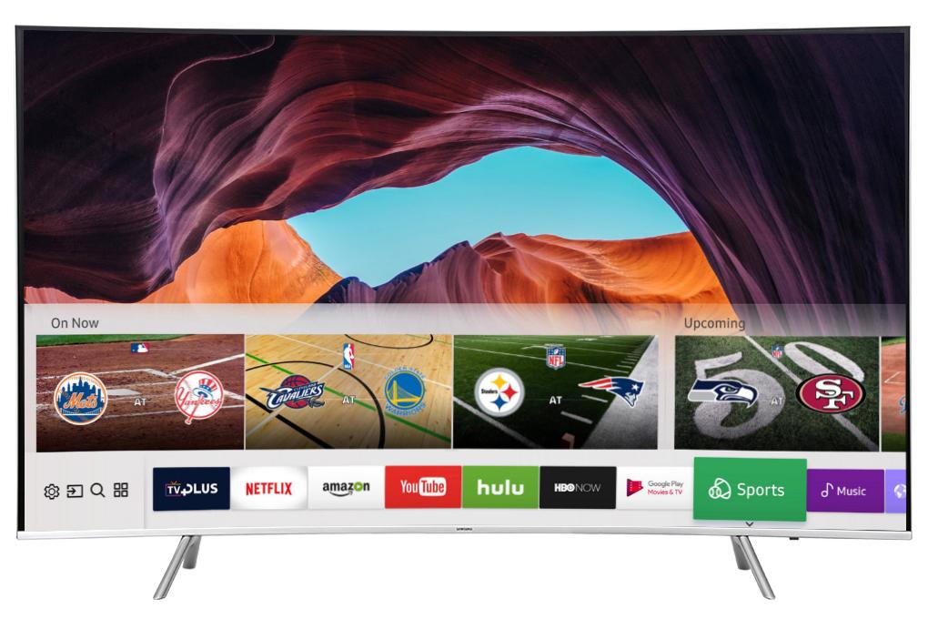 Smart Tivi cong Samsung UA65MU8000 65 inch