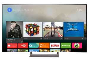 Android Sony 4K KD-65X9000E 65 inch